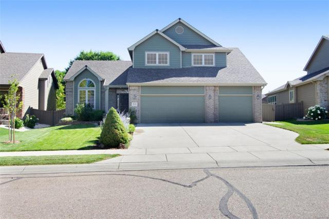 3533 Green Spring Drive, Fort Collins, CO 80528 (#5270600) :: Wisdom Real Estate