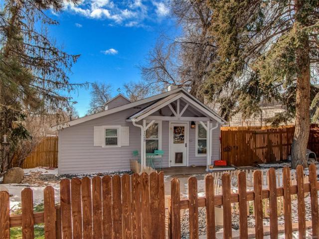 128 W Broadway Street, Elizabeth, CO 80107 (#5270765) :: House Hunters Colorado