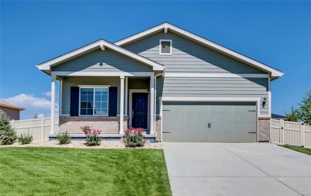 47356 Lily Avenue, Bennett, CO 80102 (#5270834) :: Structure CO Group