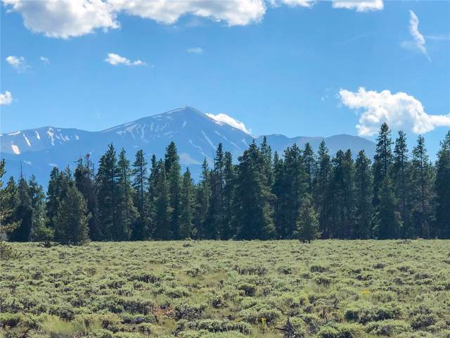 Elk Run, Lot 3, Leadville, CO 80461 (MLS #5270986) :: 8z Real Estate