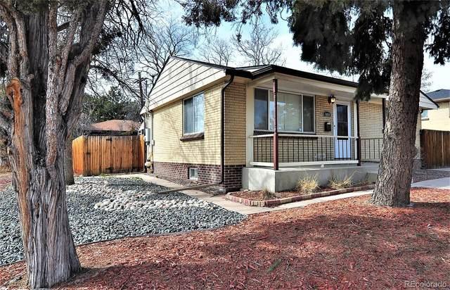 1499 S Zuni Street, Denver, CO 80223 (#5271043) :: The Griffith Home Team