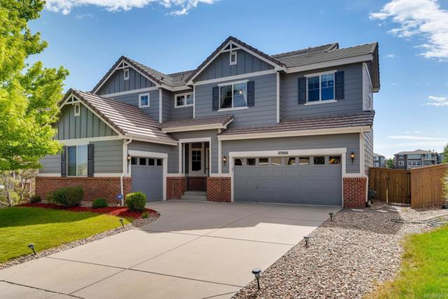 10966 Valleybrook Circle, Highlands Ranch, CO 80130 (#5271592) :: HomePopper