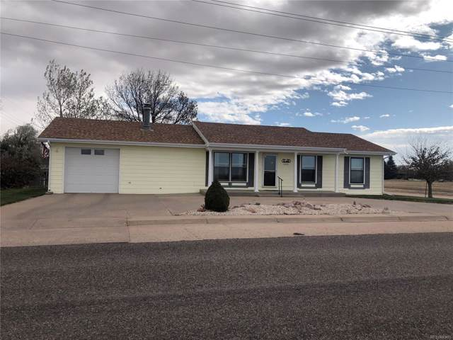 1016 W 2nd Avenue, Yuma, CO 80759 (#5271714) :: HomePopper
