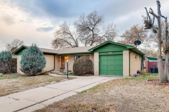 3374 W Belmont Avenue, Littleton, CO 80123 (#5271991) :: HomePopper