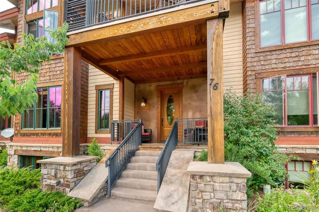76 Park Place #20, Steamboat Springs, CO 80487 (#5272179) :: Peak Properties Group