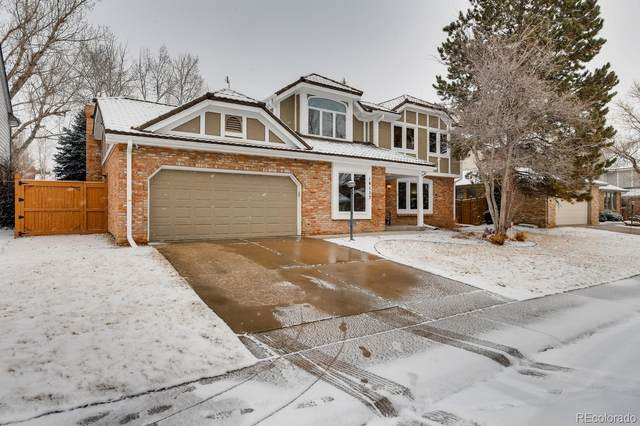 16153 E Crestline Place, Centennial, CO 80015 (MLS #5272193) :: Bliss Realty Group