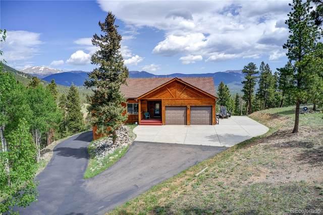 173 N Ridge Road, Bailey, CO 80421 (#5272317) :: Compass Colorado Realty