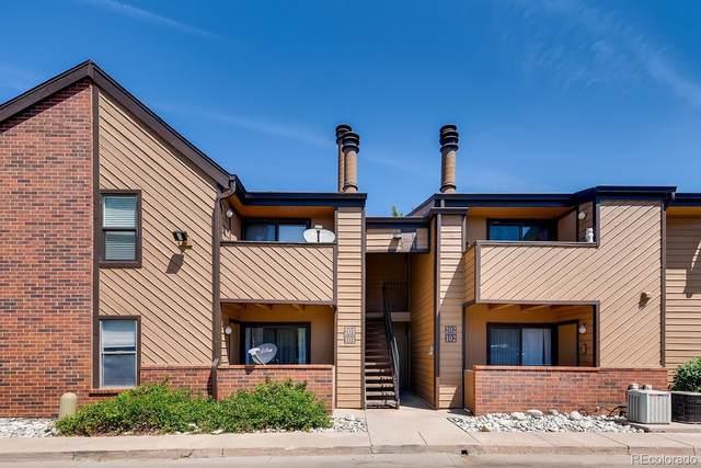 11971 E Harvard Avenue #101, Aurora, CO 80014 (#5272934) :: Kimberly Austin Properties