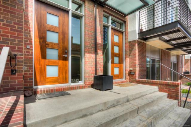 2512 Washington Street, Denver, CO 80205 (#5272990) :: The Peak Properties Group