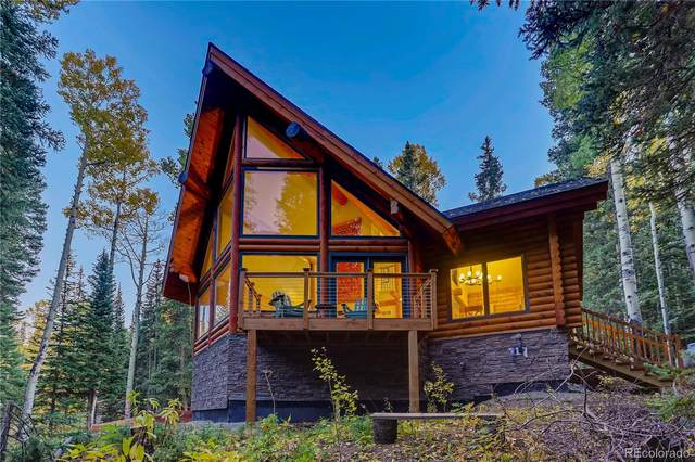 150 Moss Lane, Dumont, CO 80436 (MLS #5273100) :: 8z Real Estate