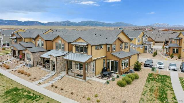 14264 W 88th Drive A, Arvada, CO 80005 (#5273134) :: The Harling Team @ HomeSmart
