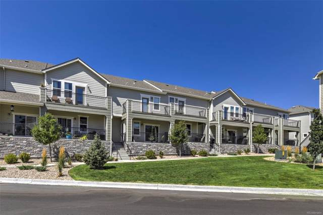 11250 Florence Street 27A, Commerce City, CO 80640 (#5273825) :: The DeGrood Team