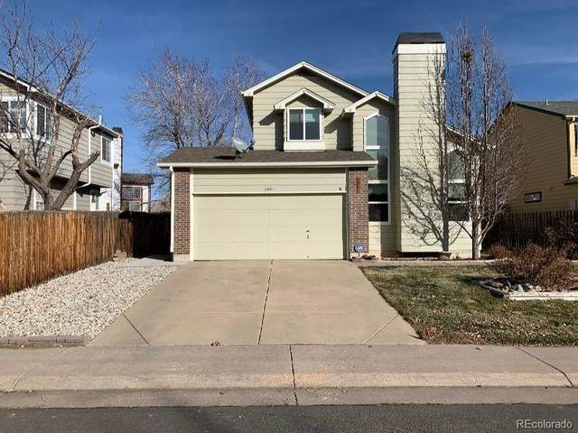 3864 S Gibralter Street, Aurora, CO 80013 (#5273957) :: The Brokerage Group
