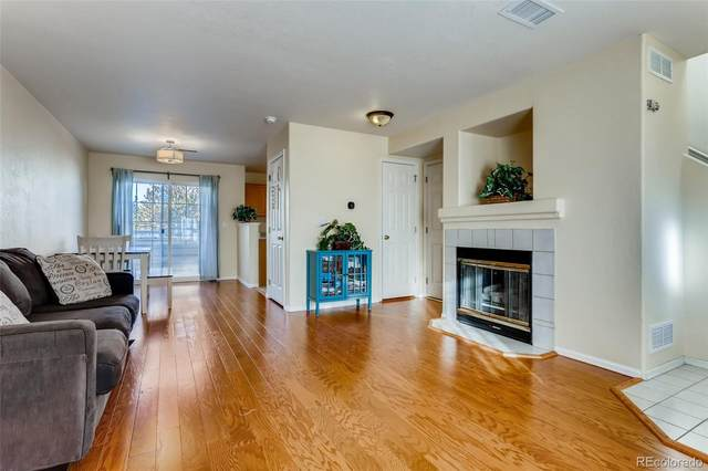 1338 S Danube Court #102, Aurora, CO 80017 (#5273962) :: The Healey Group