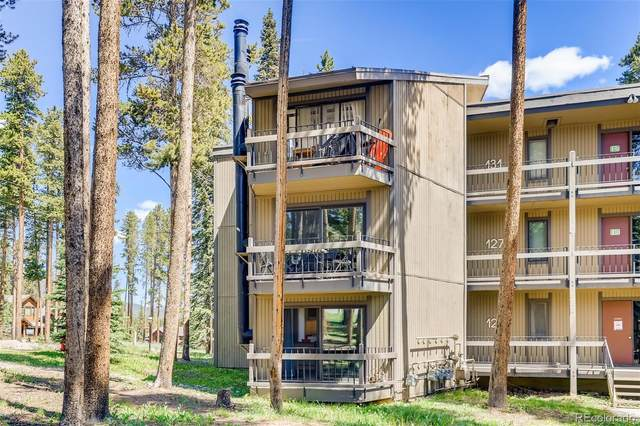 1173 Ski Hill Road #123, Breckenridge, CO 80424 (MLS #5273963) :: Kittle Real Estate