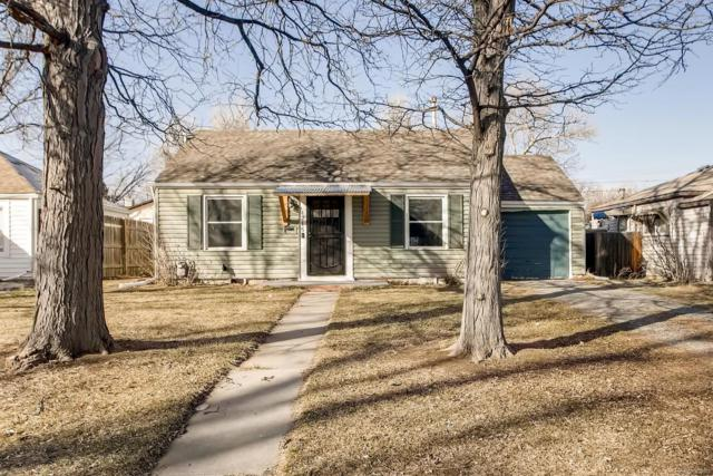 1215 Spruce Street, Denver, CO 80220 (#5274276) :: Wisdom Real Estate