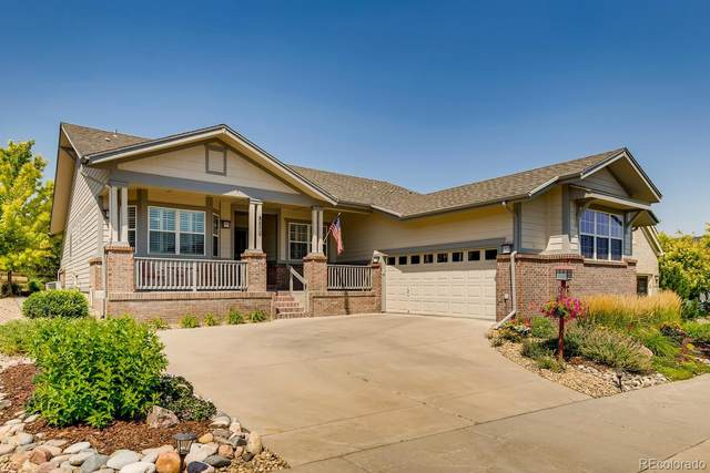 8211 S Quatar Circle, Aurora, CO 80016 (#5274333) :: Chateaux Realty Group