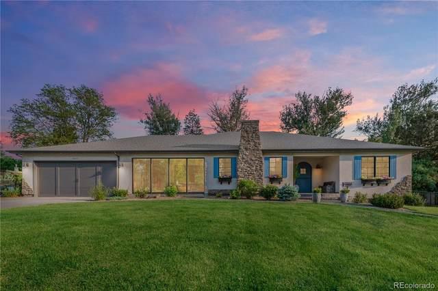 3060 E Floyd Drive, Denver, CO 80210 (MLS #5275029) :: 8z Real Estate