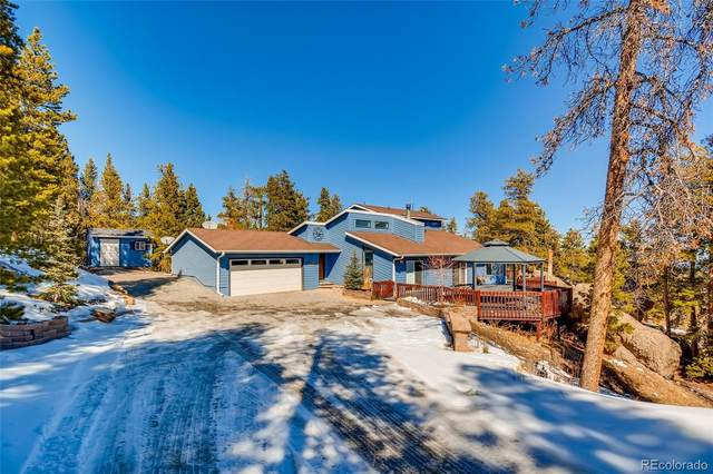 27732 Squaw Pass Road, Evergreen, CO 80439 (MLS #5275239) :: 8z Real Estate