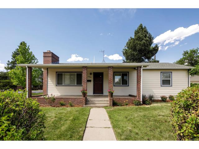 2800 S Holly Place, Denver, CO 80222 (#5275382) :: The Peak Properties Group