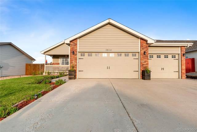 2804 40th Avenue Court, Greeley, CO 80634 (#5275601) :: My Home Team