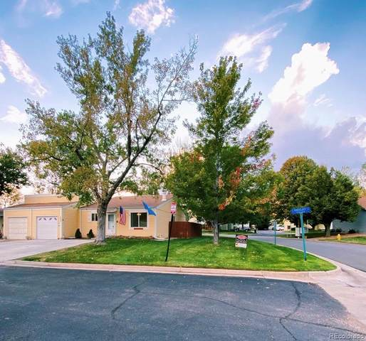 16070 E Radcliff Place A, Aurora, CO 80015 (#5276401) :: The Healey Group