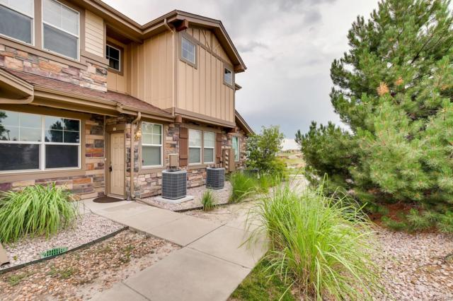 24586 E Calhoun Place C, Aurora, CO 80016 (#5276590) :: The DeGrood Team