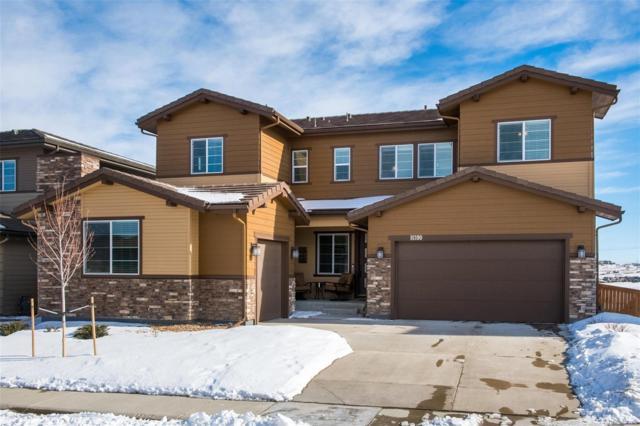 11390 Box Turtle Court, Parker, CO 80134 (MLS #5277289) :: 8z Real Estate