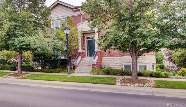 3730 E 1st Avenue A, Denver, CO 80206 (MLS #5277342) :: The Sam Biller Home Team