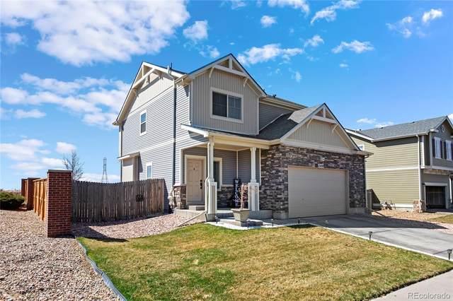 13498 E 104th Drive, Commerce City, CO 80022 (MLS #5278287) :: 8z Real Estate