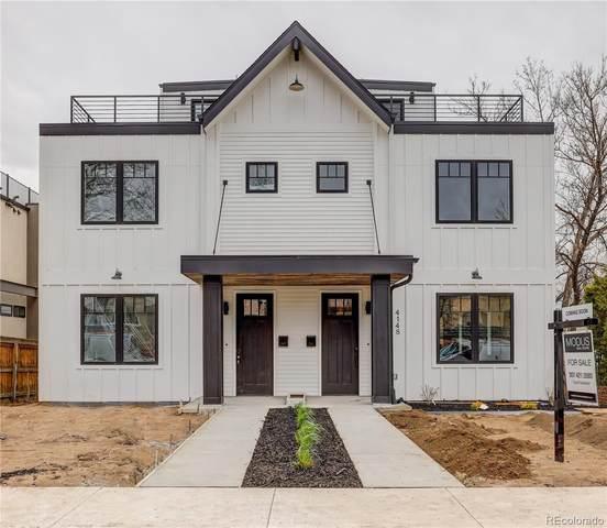 4148 Osage Street, Denver, CO 80211 (#5278302) :: Sultan Newman Group