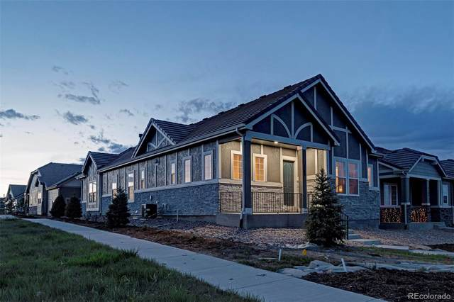 1102 Brocade Drive, Highlands Ranch, CO 80126 (#5278313) :: The Peak Properties Group