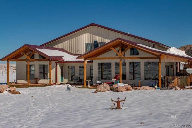 1800 Oak Grove Circle, Westcliffe, CO 81252 (#5278484) :: Re/Max Structure