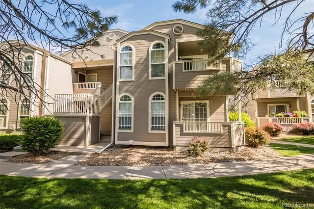 5712 W Asbury Place B-104, Lakewood, CO 80227 (#5278770) :: Hudson Stonegate Team