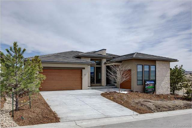 1153 Lost Elk Circle, Castle Rock, CO 80108 (MLS #5278844) :: Keller Williams Realty