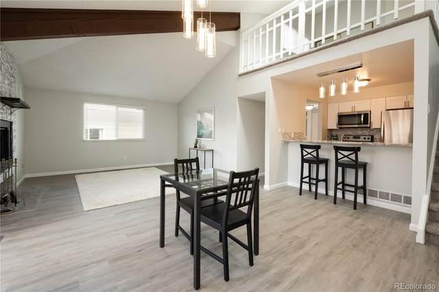 1772 S Trenton Street #9, Denver, CO 80231 (#5278845) :: Briggs American Properties