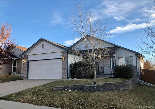 22878 E Belleview Place, Aurora, CO 80015 (#5279075) :: The DeGrood Team