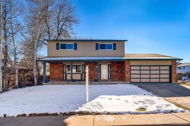 6160 W 108th Avenue, Westminster, CO 80020 (#5279315) :: Venterra Real Estate LLC