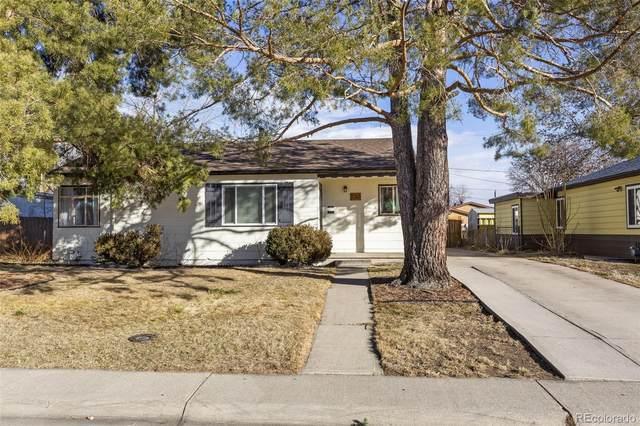 930 S Canosa Court, Denver, CO 80219 (MLS #5279517) :: 8z Real Estate
