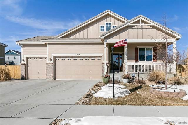 4453 Oxbow Drive, Brighton, CO 80601 (#5280167) :: The Peak Properties Group