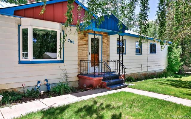 760 3rd Street, Meeker, CO 81641 (#5280317) :: Compass Colorado Realty