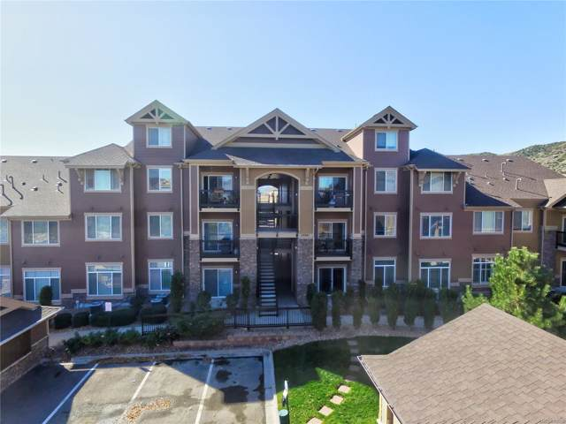 10061 W Victoria Place #107, Littleton, CO 80127 (#5280416) :: Mile High Luxury Real Estate