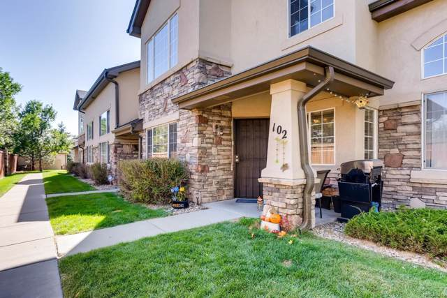 1415 S Chambers Road #102, Aurora, CO 80017 (MLS #5280436) :: 8z Real Estate