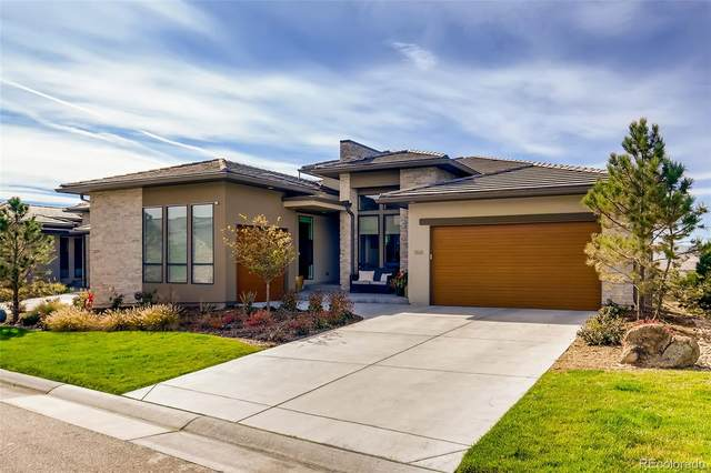 1168 Lost Elk Circle, Castle Rock, CO 80108 (#5280468) :: iHomes Colorado