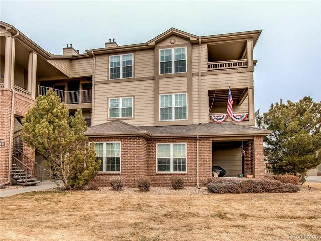 12884 Ironstone Way #104, Parker, CO 80134 (MLS #5280672) :: Re/Max Alliance