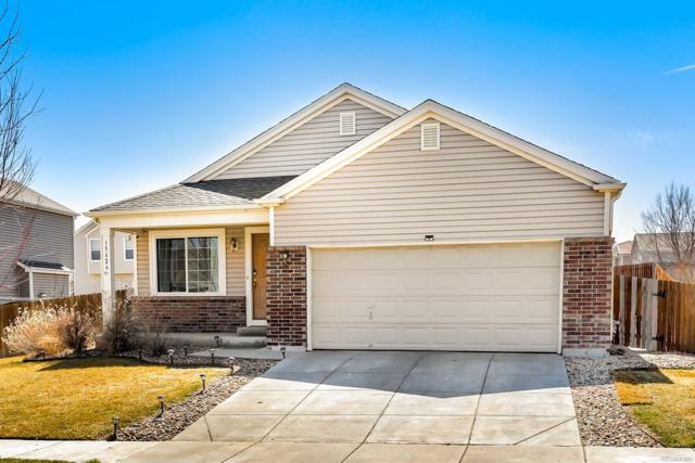 15626 E 99th Place, Commerce City, CO 80022 (#5280727) :: The Peak Properties Group