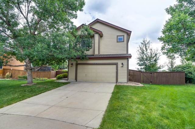 10644 Ashwood Court, Highlands Ranch, CO 80129 (#5280827) :: The Heyl Group at Keller Williams
