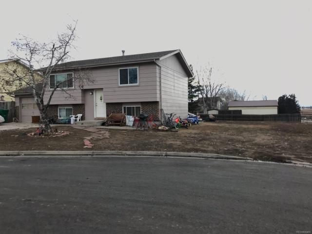 203 N Pauline Avenue, Milliken, CO 80543 (#5280941) :: The Pete Cook Home Group