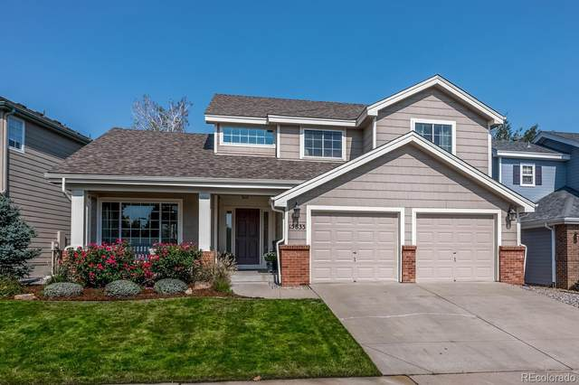 15833 W 66th Circle, Arvada, CO 80007 (#5281486) :: My Home Team