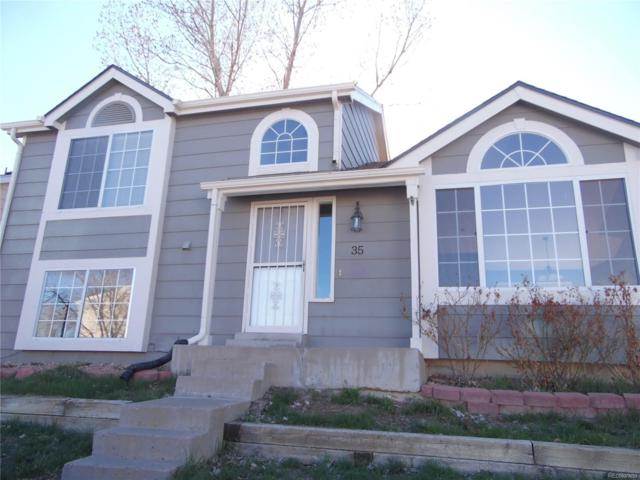 35 N Bedford Avenue, Castle Rock, CO 80104 (#5281595) :: Keller Williams Action Realty LLC
